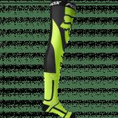 Fox Mirer Knee Brace Sock Fluorescent Yellow