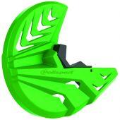 Polisport Disc & Bottom Fork Protector KX250F/KX450F - Green05