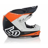 6D Helmet ATR-2 Quadrant Orange/Black/Grey