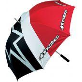 Alpinestars astars print umbrella black/red/white