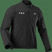Fox Legion Softshell Jacket Black Silver