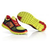 ACERBIS CORPORATE RUNNING SHOES - YELLOW RED