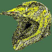 Airoh MX Helmet Aviator Cairoli Junior