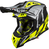 Airoh MX Helmet Aviator 2.3 Great AMS Yellow Matt