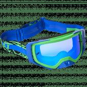 Fox AIRSPACE PERIL GOGGLE - SPARK Fluorescent Green