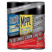 Maxima - Ultimate Chain Care Combo Kit - 3x591ml