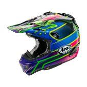 ARAI MX-V Helmet Barcia Frog