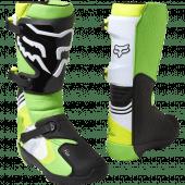 Fox Comp Boot Green Yellow