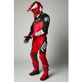 Fox 180 REVN Flame Red Gear Combo