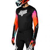 Fox - Flexair Pyre Jersey Black