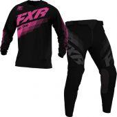 FXR Clutch MX Black Pink Gear Combo