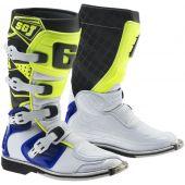 Gaerne Boots SG-J Blue Neon Yellow