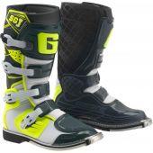 Gaerne Boots SG-J White Yellow Grey