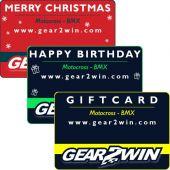 Gear2win Giftcard