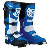 Moose M1.3 MX Boot Blue