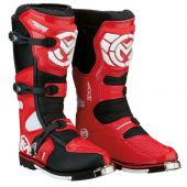 Moose M1.3 MX Boot Red