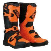 Moose Youth M1.3 MX Boot Black Orange
