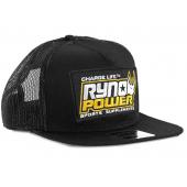 Ryno Power - Charge Mesh Hat Black