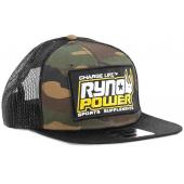 Ryno Power - Charge Mesh Hat Camo