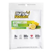 Ryno Power - Hydration Fuel Lemon Lime Electrolyte Drink Mix   Single Serving