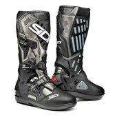 Sidi Atojo SRS Boots Lead Grey Black