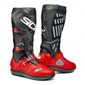 Sidi Atojo SRS Boots Red Black