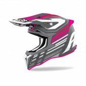 Airoh Strycker Shaded Flat pink