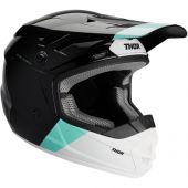 Thor Sector Bomber Youth Helmet Black Mint
