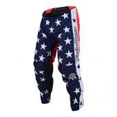 Troy Lee Designs GP Pant Independence Navy Red