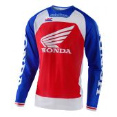 Troy Lee Designs Se Pro Air Jersey Boldor Honda Blue Red