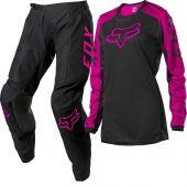 Fox Women 180 Djet Black Pink Combo